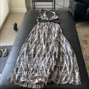 Evening gown for Black tie